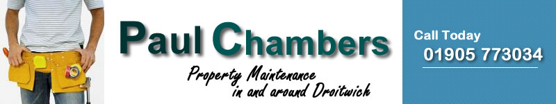 Handyman Services In And Around Droitwich